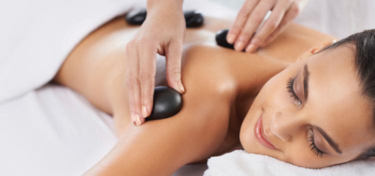 Pohaku (Hot Stones) Lomi Massage
