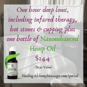Nanoenhanced Hemp Oil